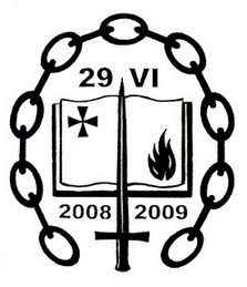 Logo of the Pauline Year taken from The Confraternity of Catholic Saints website